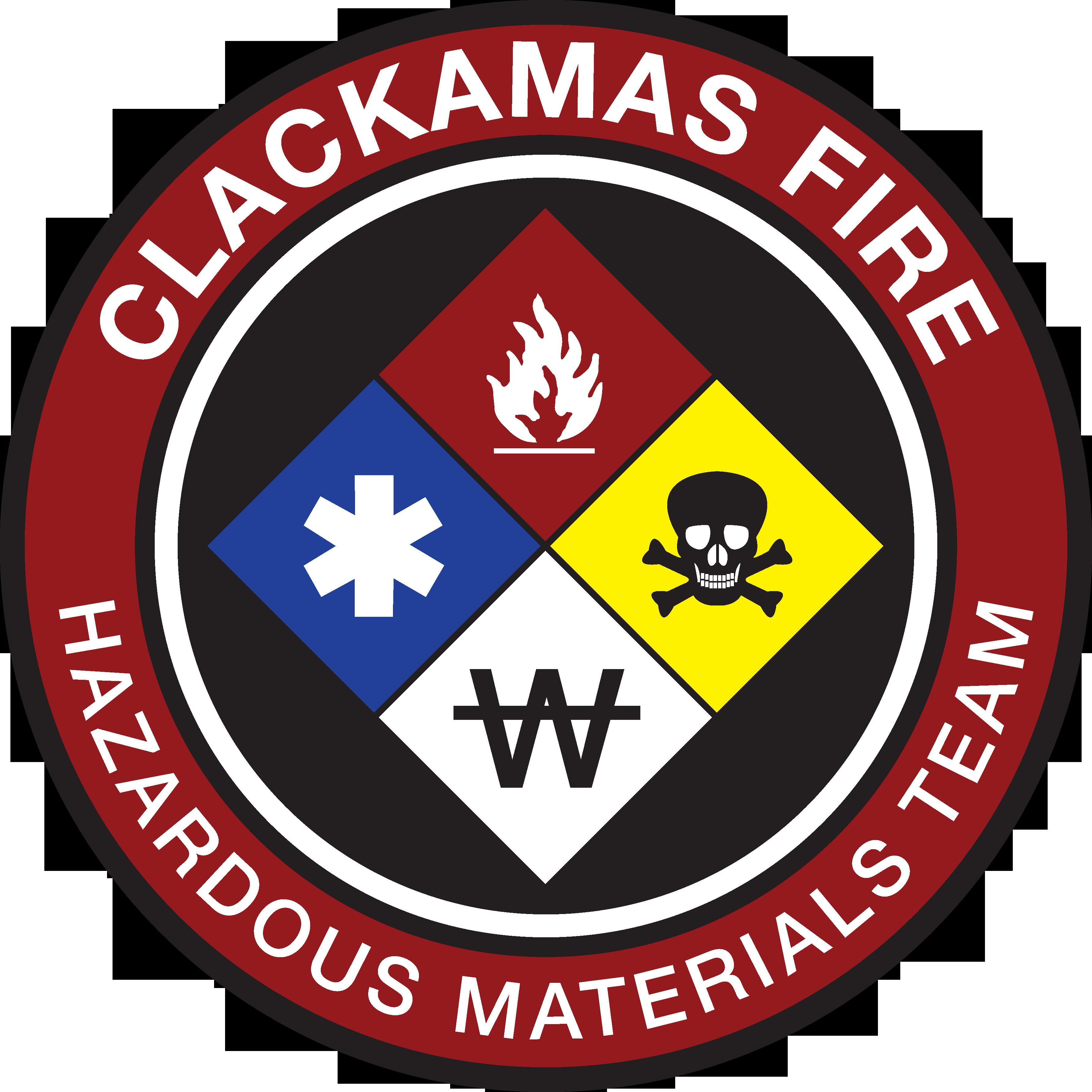 Hazardous Materials Team.