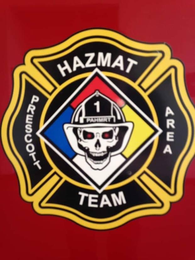 Hazmat Team Logos.