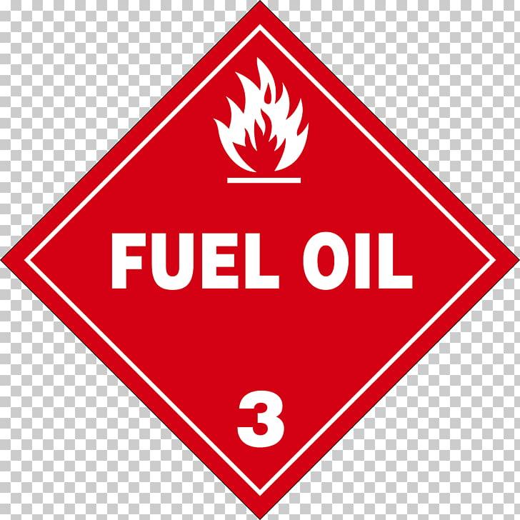 Paper Dangerous goods HAZMAT Class 3 Flammable liquids.