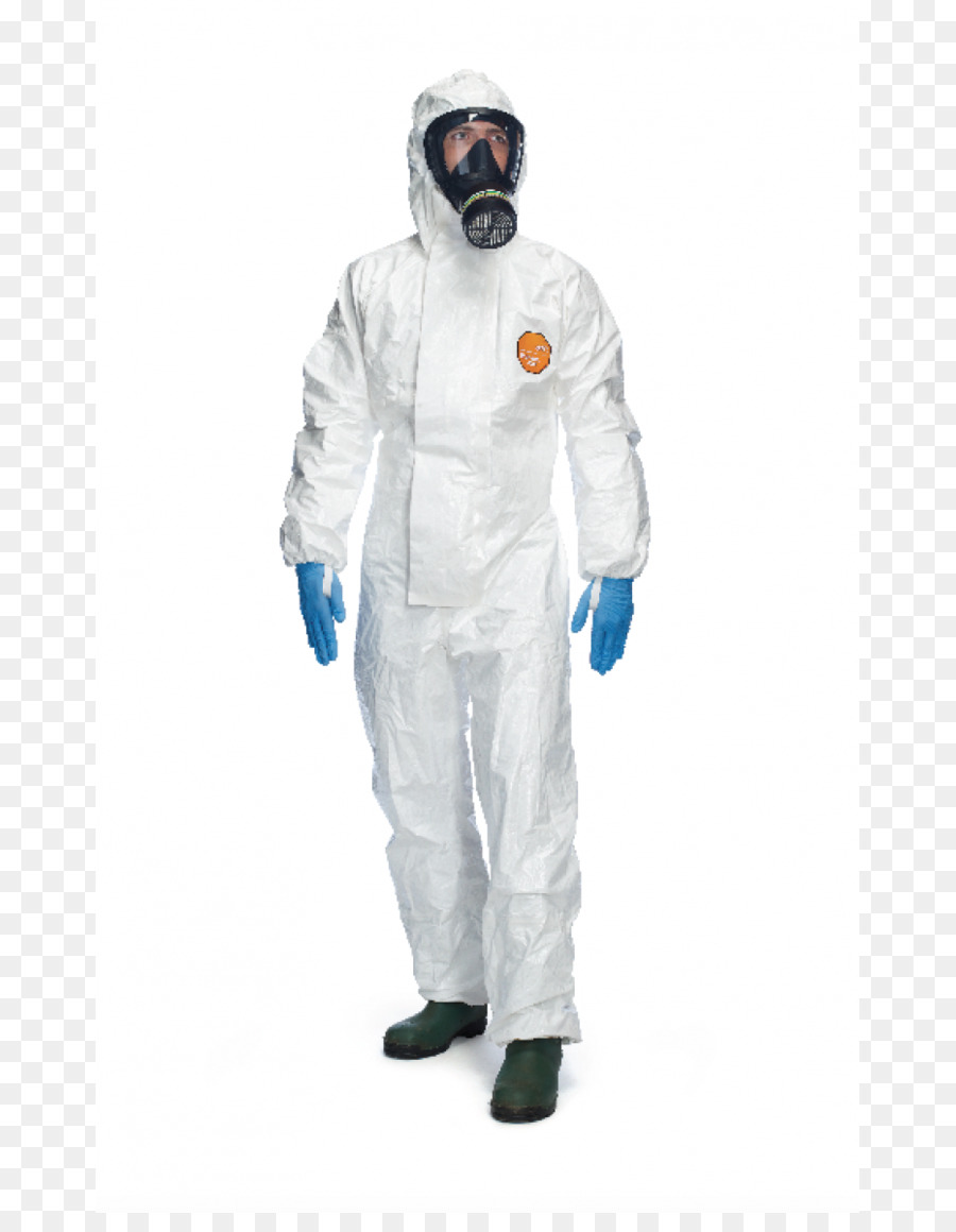 Hazardous Material Suits Hazmat Suit png download.