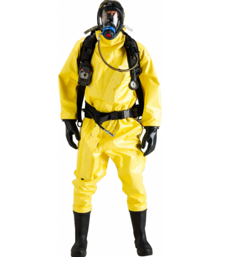 Chemical Suit.
