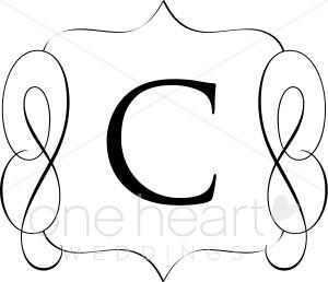 Monogram A Clipart Wedding Monogram A Clipart Monogram A Clipart.