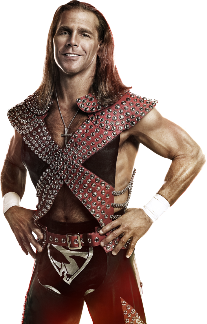 Download Shawn Michaels Png Pic HQ PNG Image.