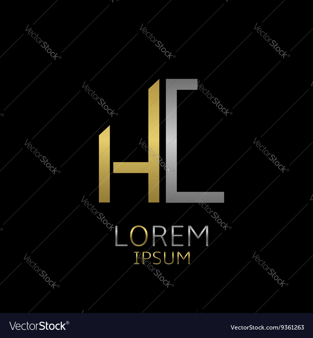 HC letters logo.