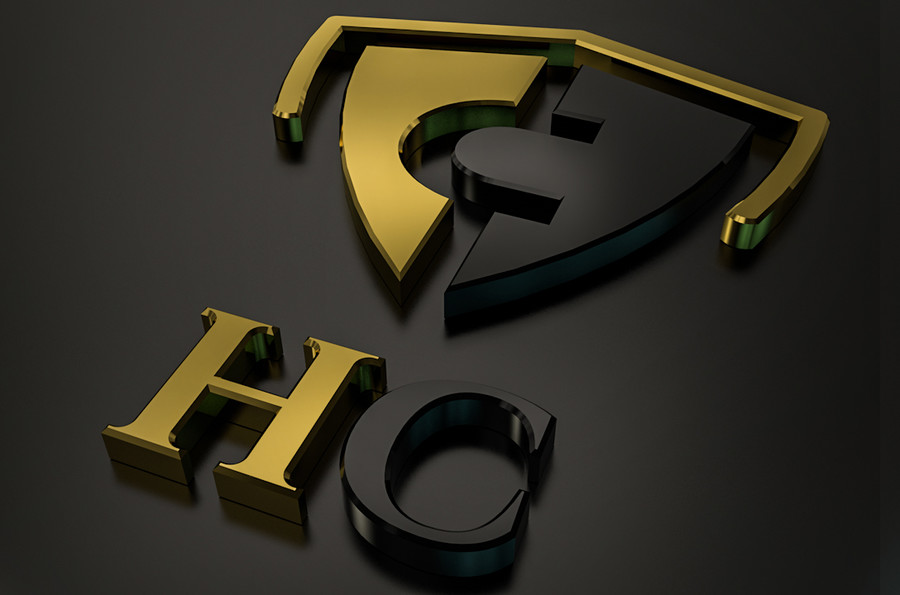 Entry #4 by mohammedmotawea for Convert HC Logo to nice.