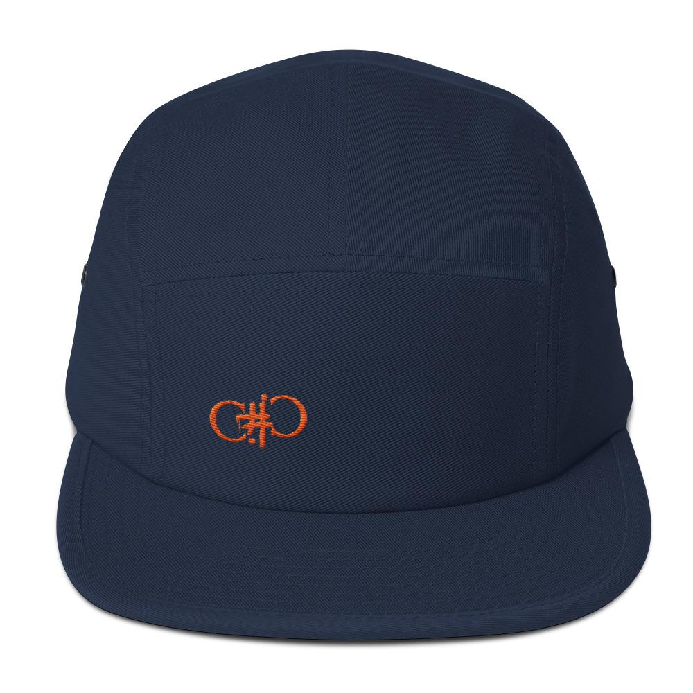 H.C.C. LOGO Five Panel Cap.