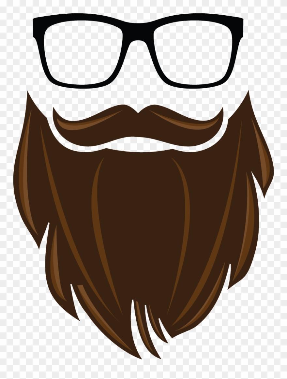 Beard Hd Clipart (#1869813).