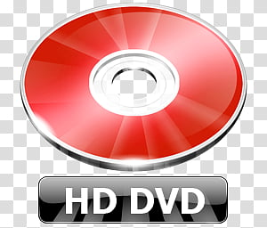 HD DVD transparent background PNG cliparts free download.