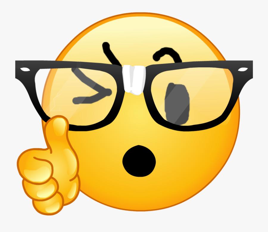 Discord Signal Smiley Thumb Emoji Free Hd Image Clipart.