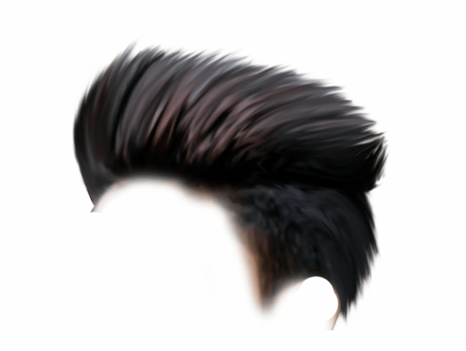 Colored Cb Hair Png Hd.