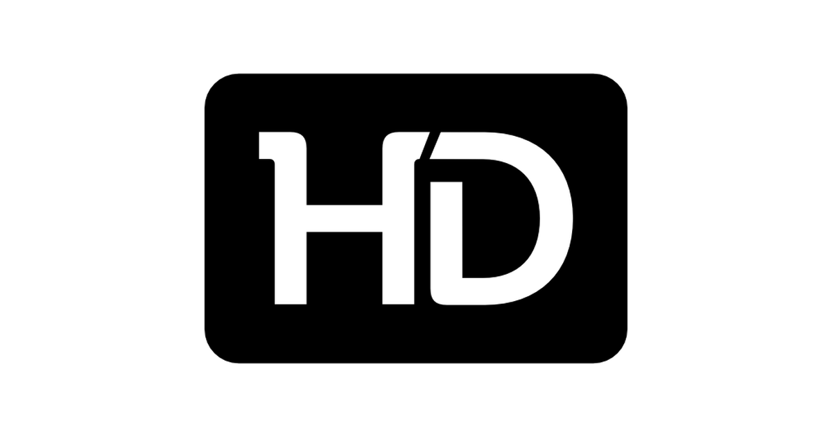 HD symbol.