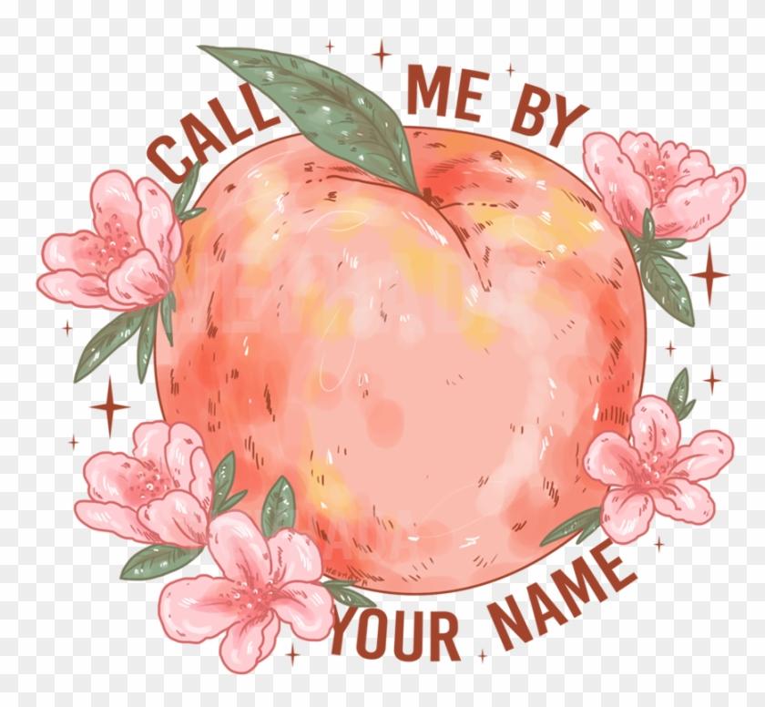 Peach Clipart Aesthetic.