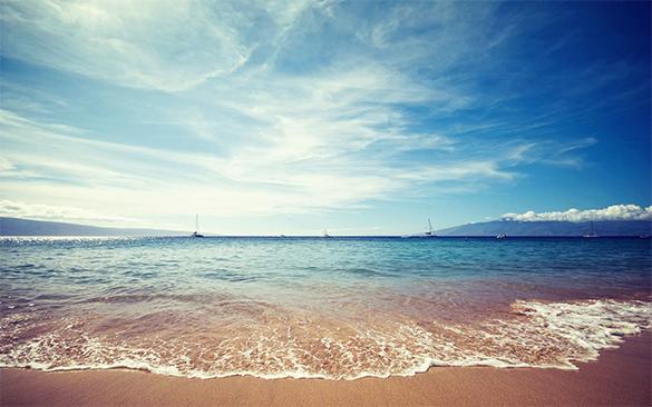 31+ Beach Backgrounds.