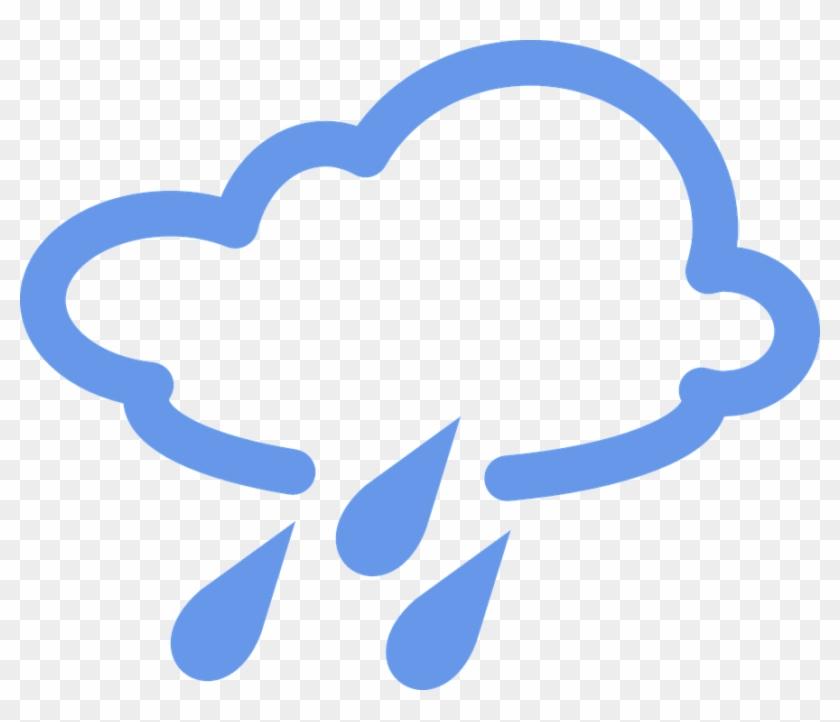 Cloudy Rainy Rain Clipart Rain Rain Cloud.
