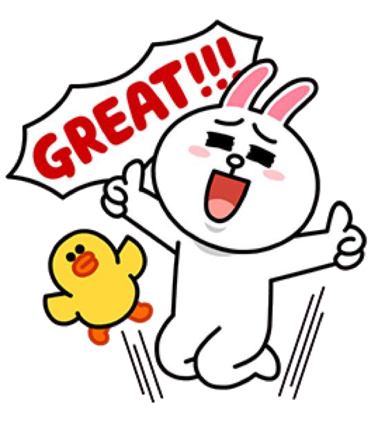 Download Sticker Friends Line Others Free Clipart HD HQ PNG.