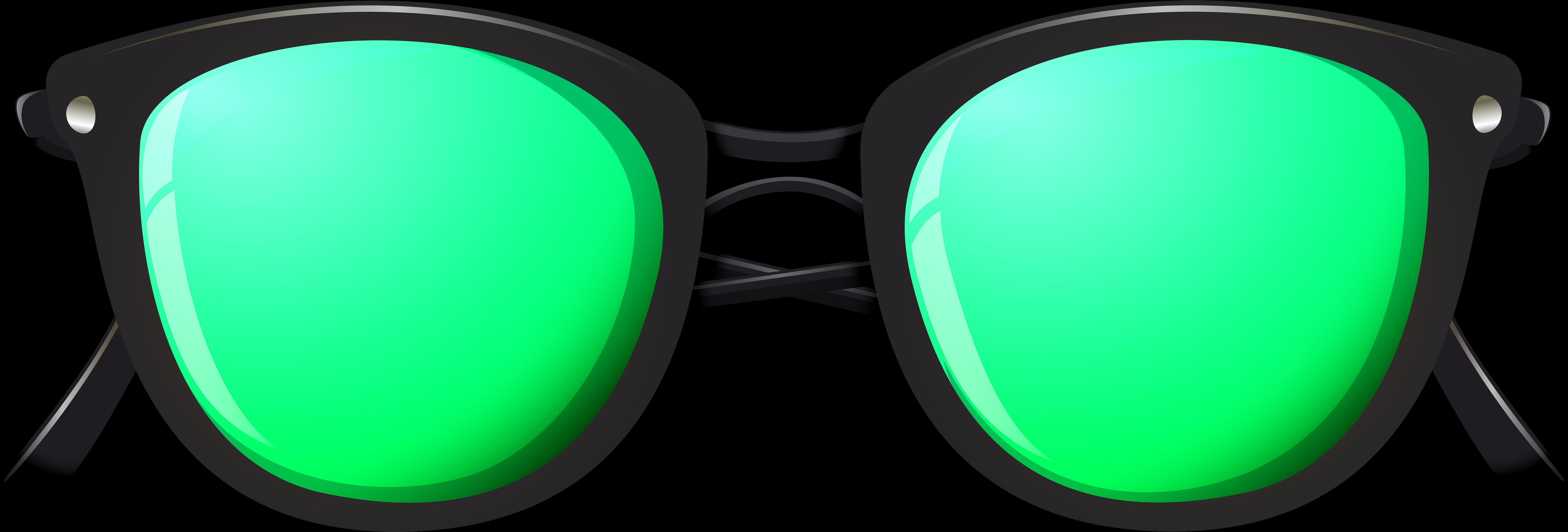 Sunglasses Png Clip Art Image.