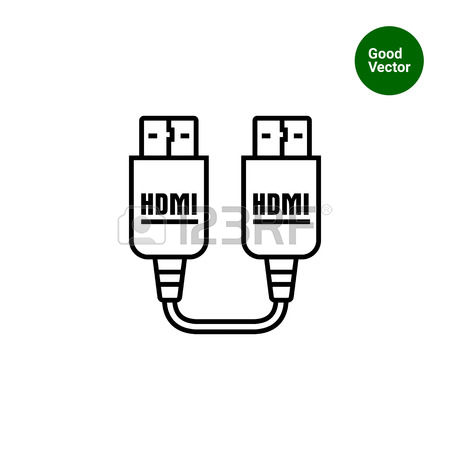 737 Hdmi Stock Vector Illustration And Royalty Free Hdmi Clipart.