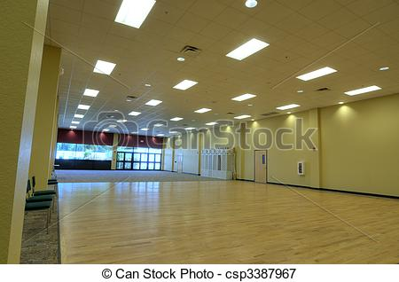 Picture of HDR of Dance Studio csp3387967.
