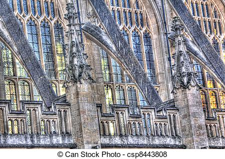 Pictures of Architectural detail in HDR.
