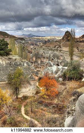 Stock Photo of Cappadocia HDR photography k11994882.
