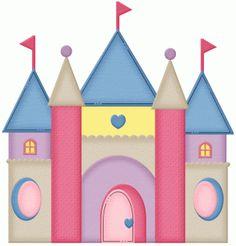 Clipart princess castle.