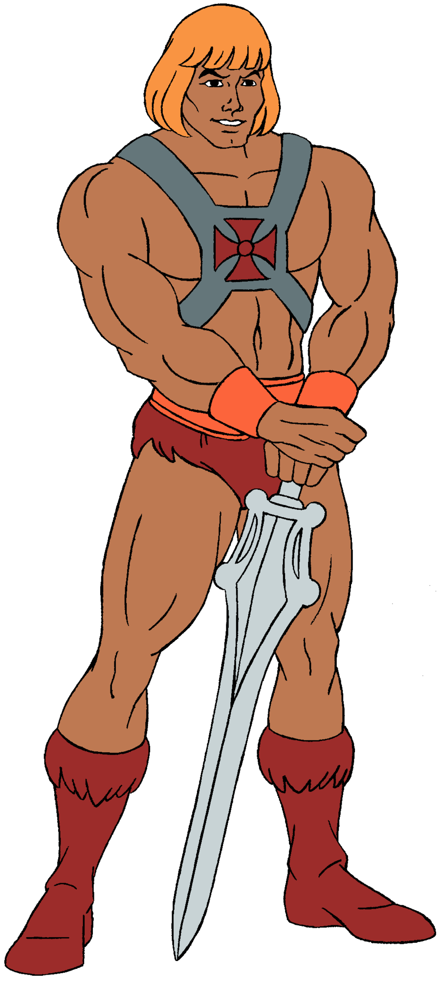 He man cartoon characters clipart images gallery for free download.