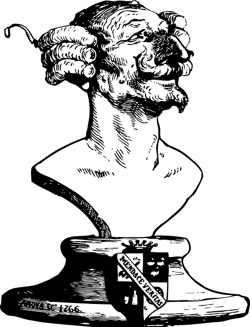 Free photo Baron Munchausen He Rode On The Seahorse Tall Tales.