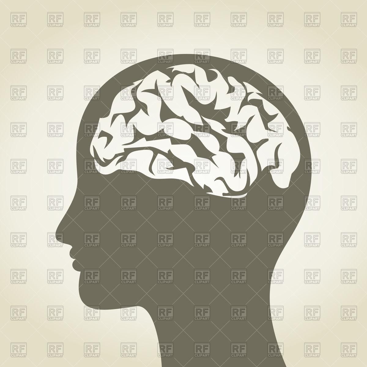brain in head clipart - photo #21