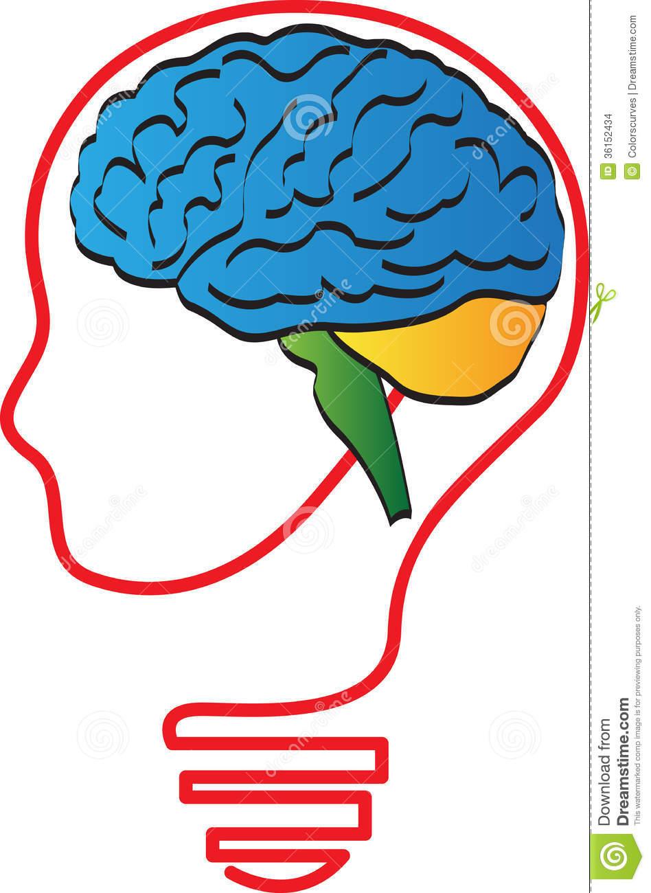 Brain Head Stock Images.