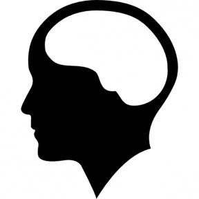 Head Brain Clipart.