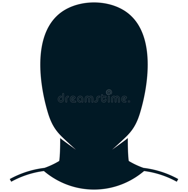 Head Shoulders Silhouette Stock Illustrations.