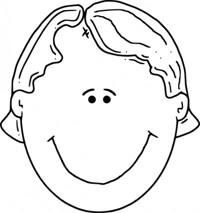 Outline Of Face.