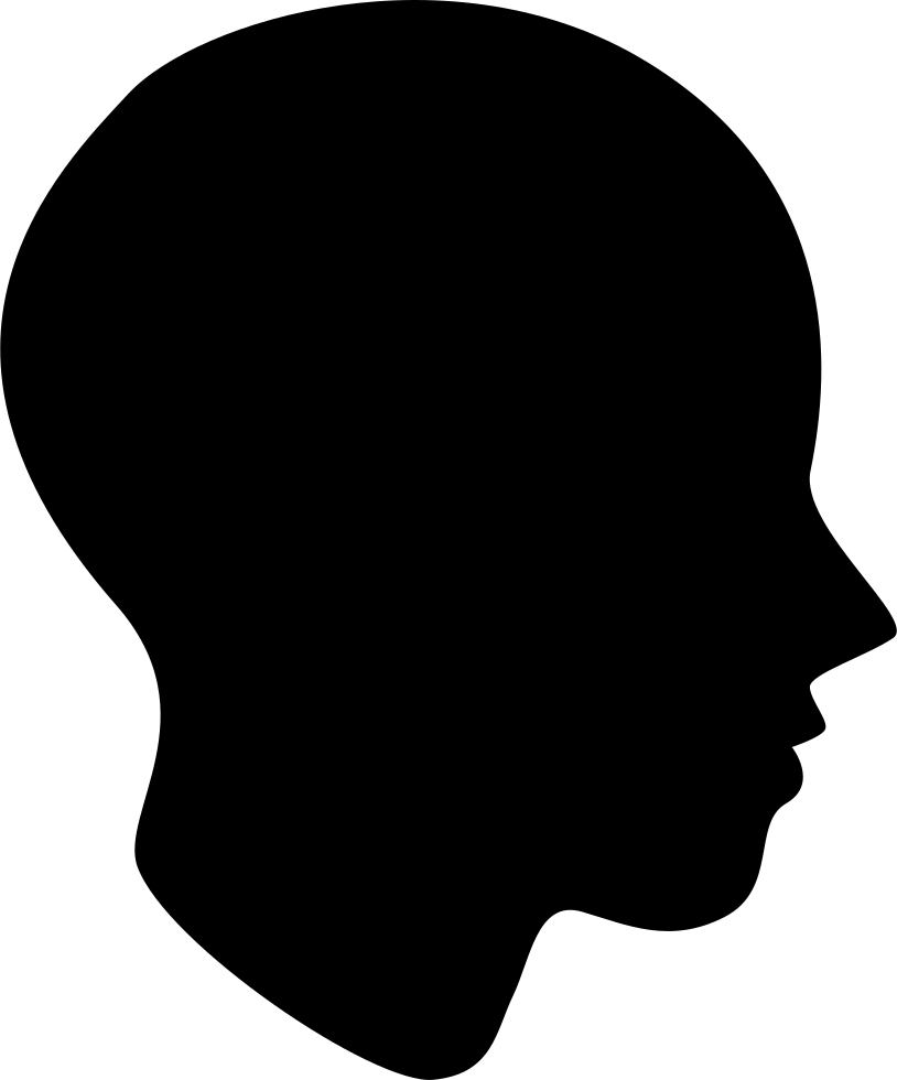 Head Svg Png Icon Free Download (#230092).