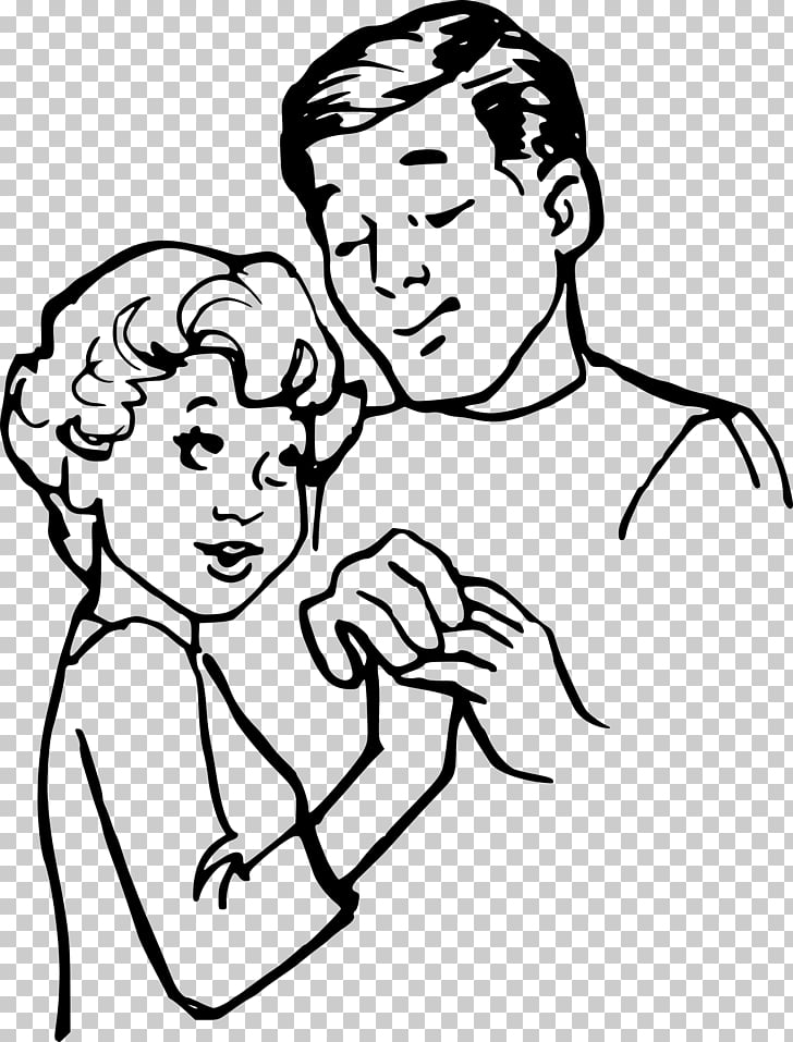 Holding hands Drawing the head and hands , holding hands PNG.