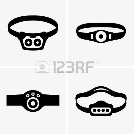 Headlamps Stock Vector Illustration And Royalty Free Headlamps Clipart.