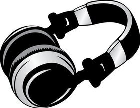 Free Headphone Cliparts in AI, SVG, EPS or PSD.