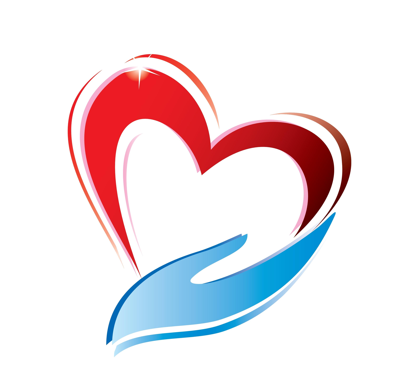 3d Heart Logo 3d heart logo png 3d heart.