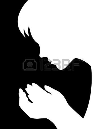 32,186 Face Profile Silhouette Stock Vector Illustration And.