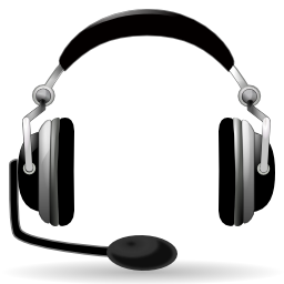 Headset Clipart.