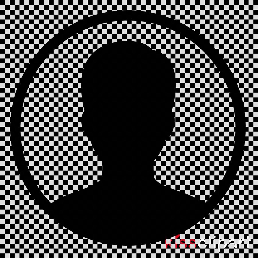 face head silhouette clip art line art clipart.