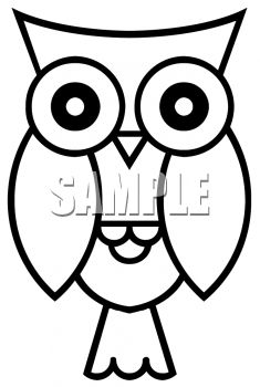 art pictures owls silhouette.