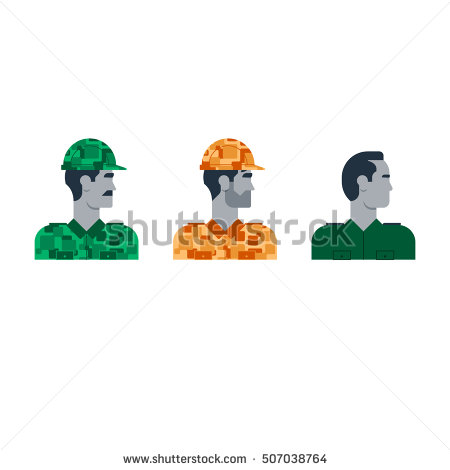Head Turn Stock Vectors, Images & Vector Art.