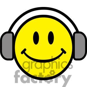 Headphones Clip Art Free.