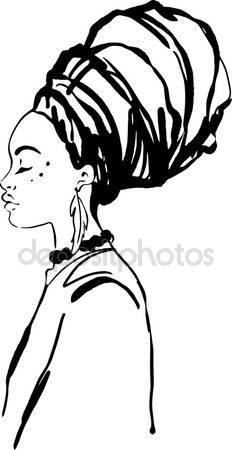 Headwrap Stock Vectors, Royalty Free Headwrap Illustrations.