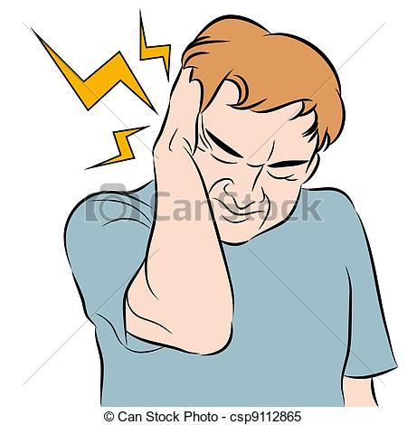 Headache Man.