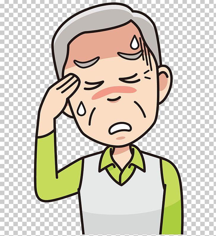 Headache Migraine PNG, Clipart, Anxiety, Artwork, Boy, Cheek, Child.