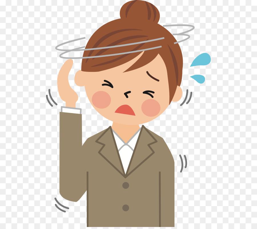 Headache Cartoon png download.
