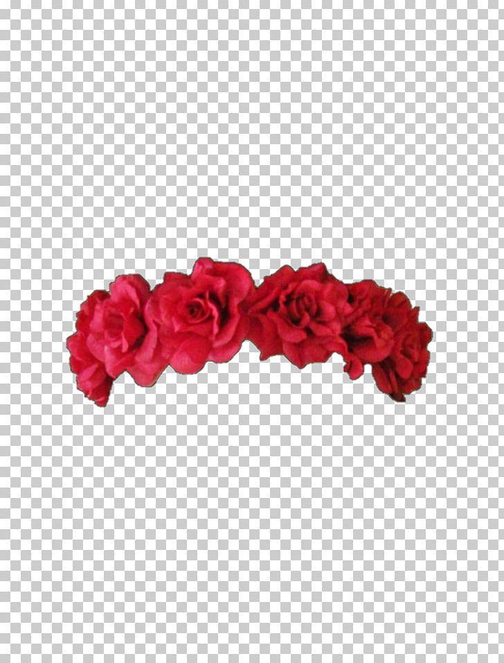 Wreath Flower Crown Red Headband PNG, Clipart, Avatan, Avatan Plus.