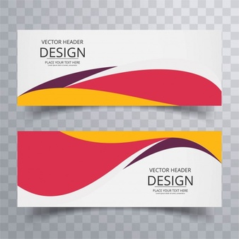 Header Vectors, Photos and PSD files.