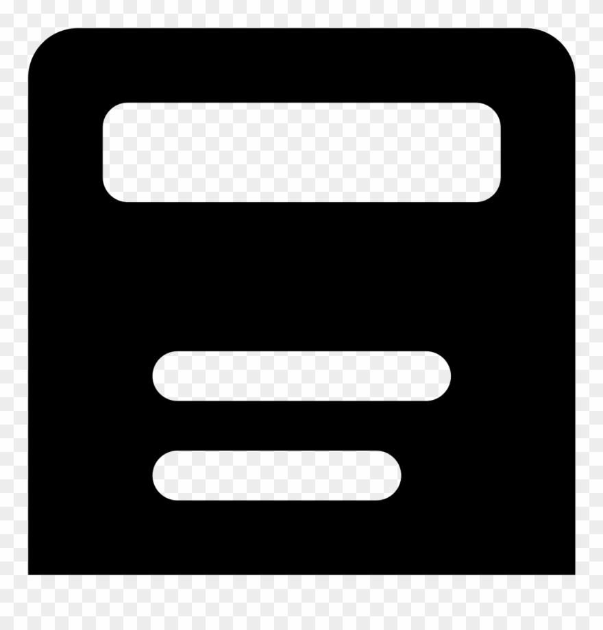 Document Header Icon.